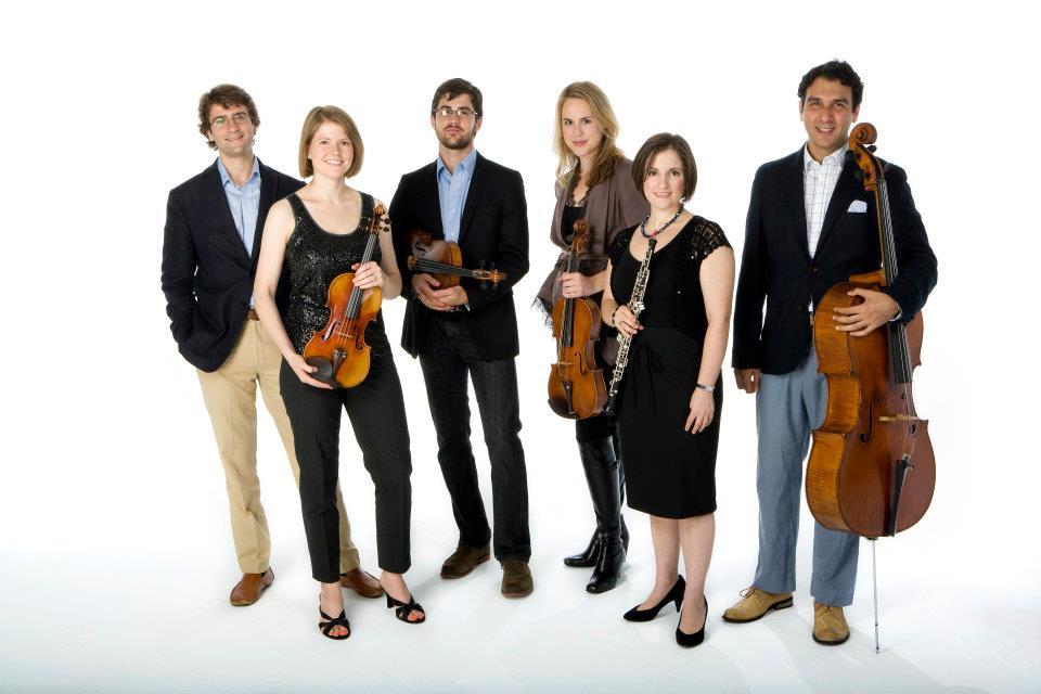 Members of Ensemble ACJW (photo by Jennifer Taylor)