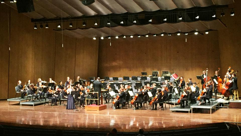 Performing the Vaughan-Williams Oboe Concerto with the University of Kentucky Symphony Orchestra conducted by Maestro George Stelluto