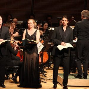 April 2011 | Ensemble ACJW with David Robertson reviewed in the New York Times