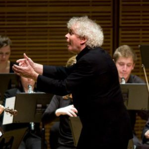 December 2010 | Ensemble ACJW with Simon Rattle reviewed in the New York Times