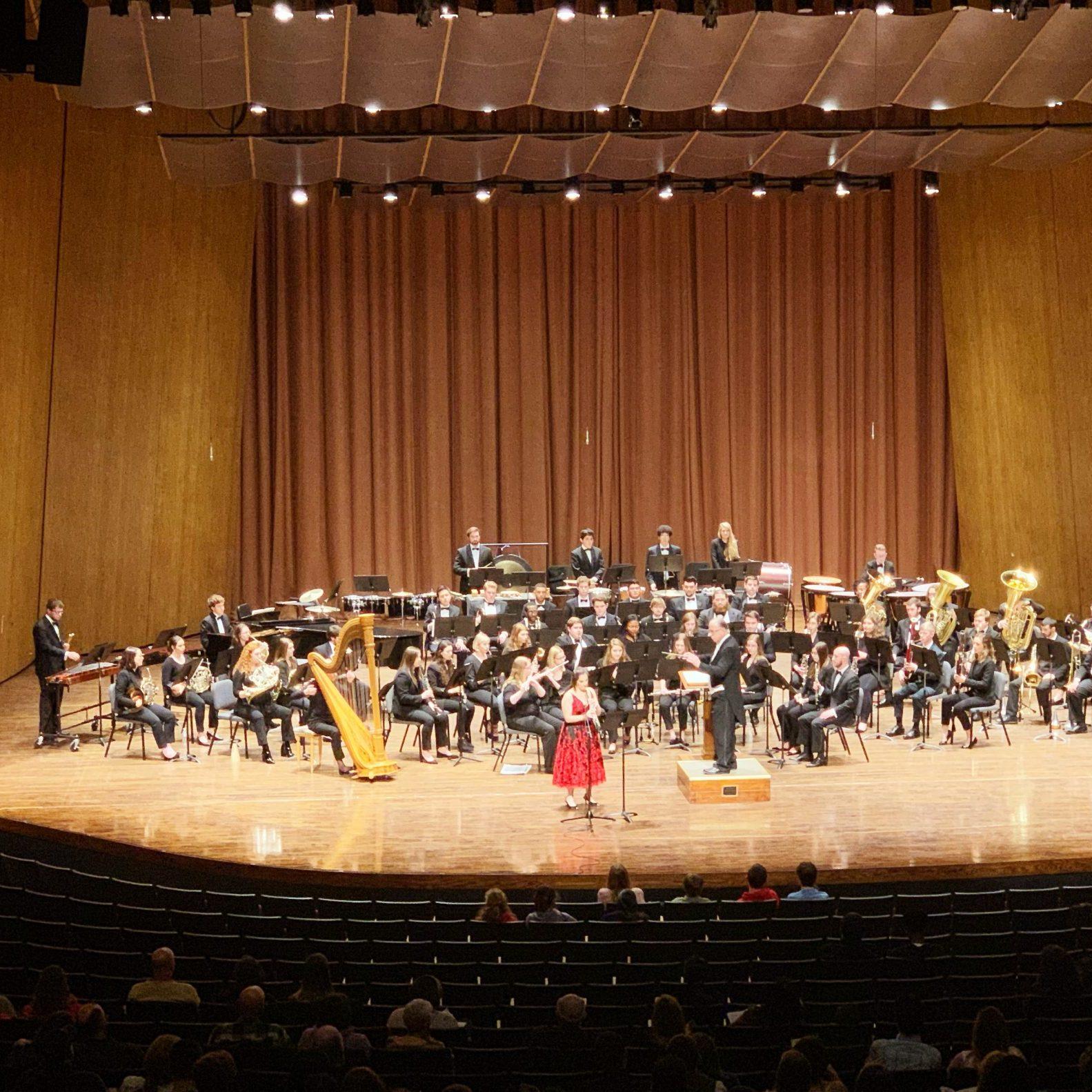 Feb 2020 | Navarro Legacy Concerto with UK Wind Symphony
