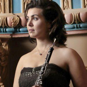 Jan 2019 | Kentucky, North Carolina Artists Showcase Oboe, English Horn at Singletary