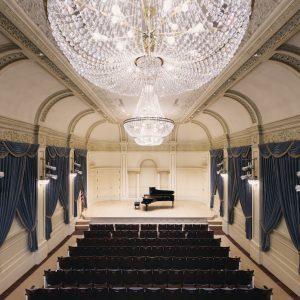 Feb 2017  |  Marcello Concerto at Carnegie